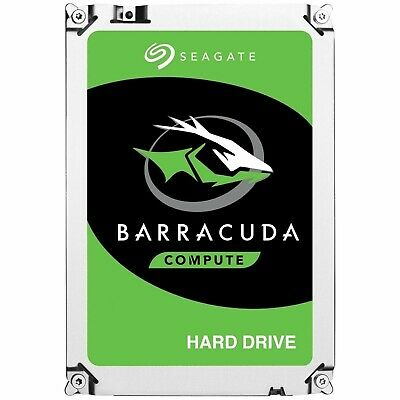 "Seagate BarraCuda 1TB 2TB 3TB 4TB 6TB 8TB 2.5"" 3.5"" SATA Internal Hard Drive HDD"