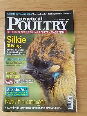 Practical Poultry magazine August 2012