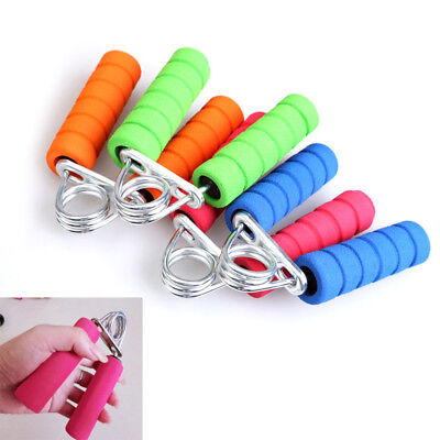 Hand Grip Grippers Forearm Wrist Muscle Training Strength Exerciser Grips UK