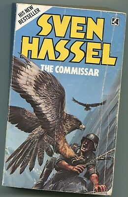 The Commissar by Hassel, Sven Paperback Book
