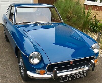 MGB GT 1972 Low Mileage 21852miles