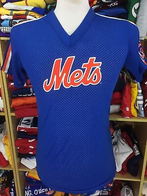Baseball Trikot New York Mets (XL Youths)#13 Majestic Little League MLB Jersey