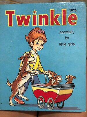 Twinkle Annual 1976