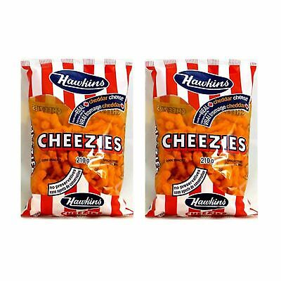Hawkins Cheezies - 210g (2 pack) {Imported from Canada}