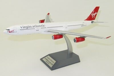 Inflight B-340-1116 Virgin Atlantic A330-200 G-VFLY Diecast 1/200 Model Airplane