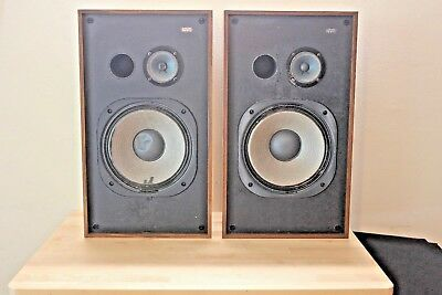 Vintage Pioneer Cs-511A Speakers Pair (Tested)