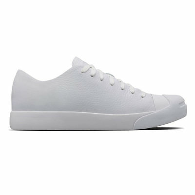 Converse Jack Purcell (HTM) Ox Leather - White/White