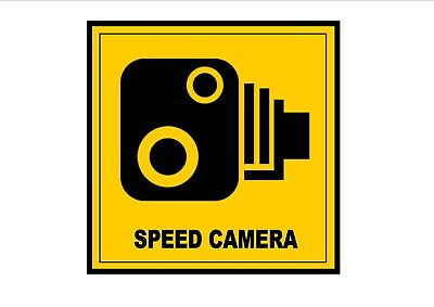 Australian USA Style Speed Camera Fun Novelty Road Sign Man Cave Sign