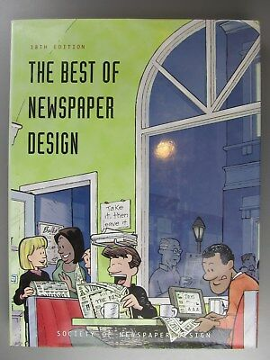 The Best of Newspaper Design, 18th Edition, 1997