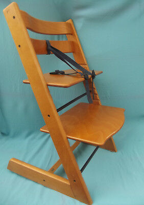Stokke TRIPP TRAPP HIGHCHAIR with Strap