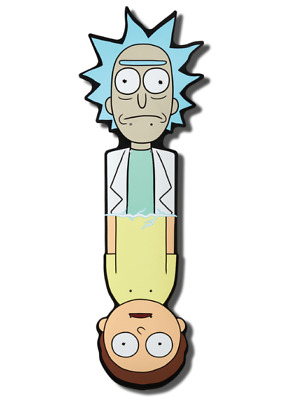 RICK AND MORTY x Primitive Skateboards Adult Swim Series Shaped CNC Cruiser Deck