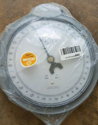 Mnm Scales The Amazing Salter Brecknell 235-10x Mechanical Hanging Scale
