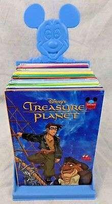 Disney's Wonderful World Of Reading 19 Books And Bookend Kids Learn To Read