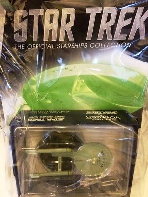 Star Trek Eaglemoss - Glow-In-The-Dark Special Edition - USS Defiant NCC-1764
