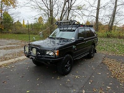 2000 Land Rover Range Rover SE 2000 Land Rover Range Rover Expedition Vehicle - One of a Kind - NO RESERVE