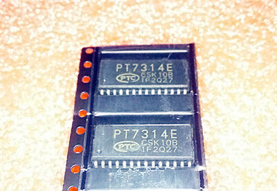 Hot  Sell   5PCS   PT7314E   PT7314   PT73I4E    SOP28   IC  CHIP