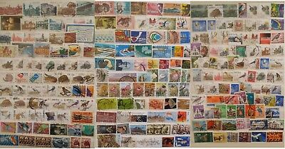 South Africa Suid Afrika RSA Stamps 3 pages from Stockbook Used 1960's onwards