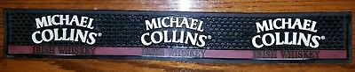Michael Collins Irish Whiskey Rubber Bar Mat Spill Mat