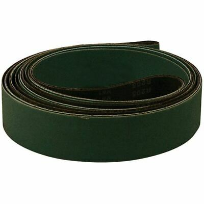 Pack of 10 VSM 23857 Abrasive Belt 1 Width Brown Medium Grade Cloth Backing Aluminum Oxide 1 Width 30 Length VSM Abrasives Co. 30 Length 60 Grit