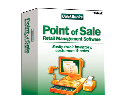 Point of sale , v6.-quickbooks, intuit