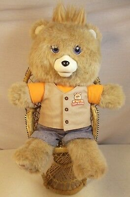 TEDDY RUXPIN 2017 Animated Talking Singing Bear with Bluetooth Compatibility