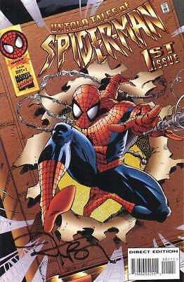 Untold Tales of Spider-Man #1 in Near Mint minus condition. Marvel comics