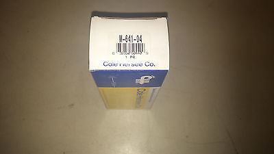 Cole Hersee Co. M-641-04 New In Box 6 Gang Fuse Block See Pics #a34