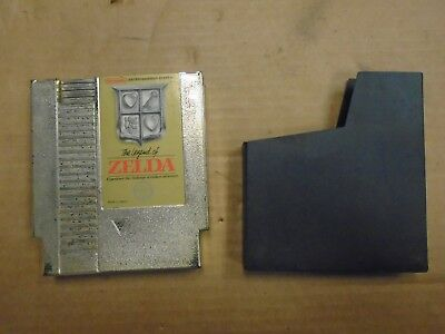 The Legend of Zelda (Nintendo Entertainment System, 1987) / Free Shipping