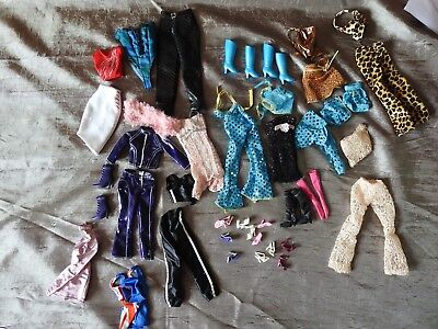 Barbie and friends fashion doll clothes  (lot 74)