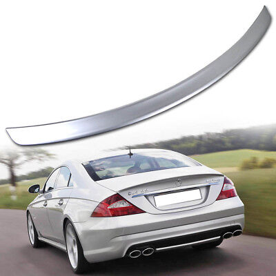 PAINTED MERCEDES BENZ W219 A Type Rear Trunk Spoiler Wing 4D Sedan 04-10 #197