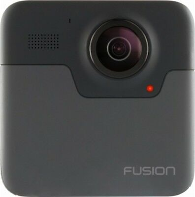 GoPro Fusion 360-degree Camera - Black