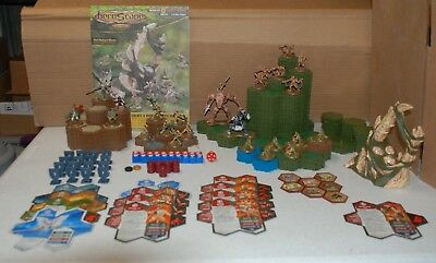 Heroscape - Swarm Of The Marro Master Set 99% Complete