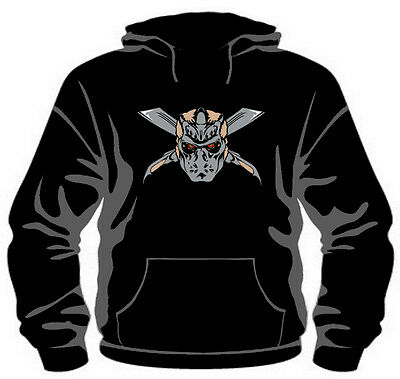"""Friday The 13th """"Jason X"""" Hoodie *High Quality, Unisex, All Sizes*"""