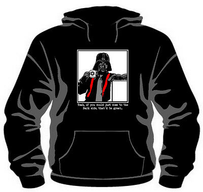 If You Could Come To The Darkside Hoodie *High Quality, Unisex, All Sizes* Vader