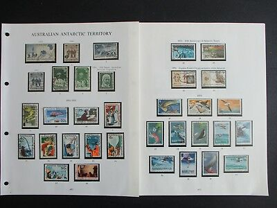 ESTATE: AAC CTO 1957-1987 Collection on pages - great mix of issues (3293)