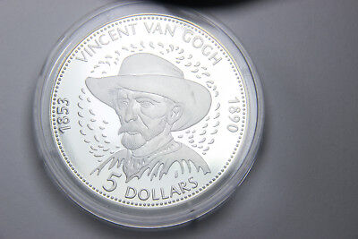 Münze 5 Dollars Cook Islands 2003