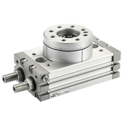 SMC MSQB10A Pneumatic Rotary Table Cylinder Pinion Style