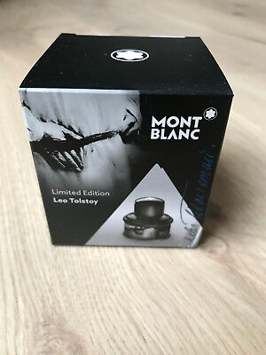 Montblanc Leo Tolstoy Limited Writers Edition Tinte NEU