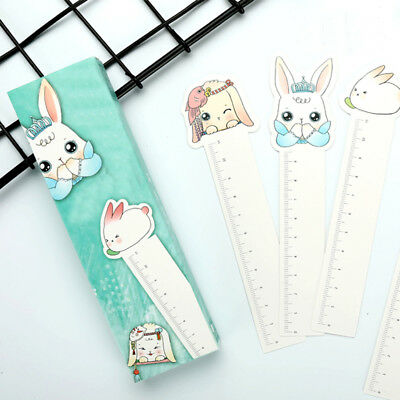 30pcs/box Cute Rabbit Bookmark Kawaii School Stationery Book Page Holder