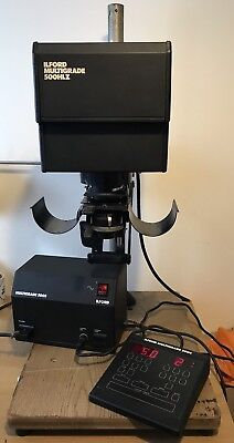 Leitz Focomat 1c Enlarger With Ilford Multigrade 500HLZ System (500s and 500c)
