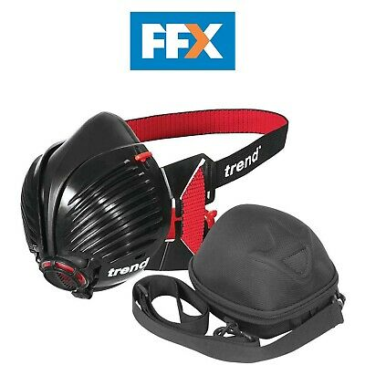 Trend FFX/STEALTH/ML/SET Air Stealth Half Mask Medium/Large with Case