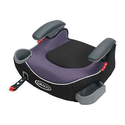 Graco Affix Backless Youth Booster Car Seat with Latch System Pi