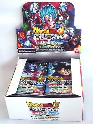 Dragon Ball Super Card Game carte 1x booster les Mondes croisés S03 VF Neuf