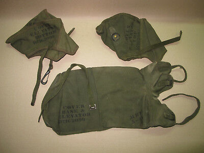 US .50 Browning M63 AA base Covers Base & Elevator set Mount Cradle