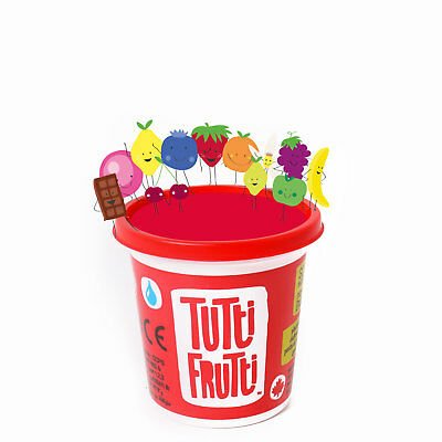 Tutti Fruiti Scented Play-Doh Real Sweet Fruit Scent -  350G Apple