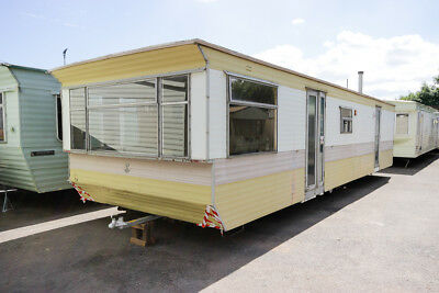 Parkland Blueanchor Static Caravan / Storage Unit / Shed 35 x 10
