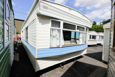 Static Caravan / Storage Unit / Shed