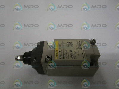 Omron D4A-1111N Limit Switch *used*
