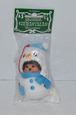 MONCHHICHI Christmas Decoration / Ornament SEALED