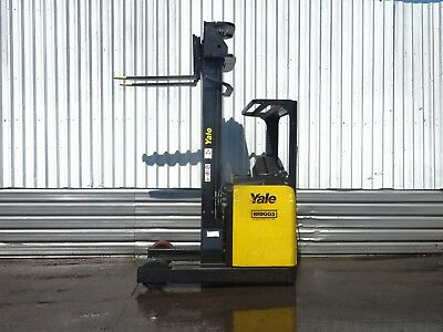 Yale Mr16H. Used Reach Forklift Truck. (#2053)